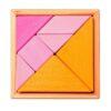 Tangram pink für Kinder von Grimms